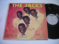 SHIGGIES The Jacks Self Titled 1963 Mono LP VG++