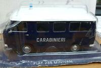 Fiat 238 Minivan Carabinieri - Scala 1:43 - Atlas - Nuovo