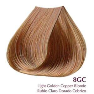 Satin Hair Color 3 oz - 8GC Light Golden Copper Blonde