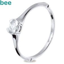 Platinum Solitaire Fine Diamond Rings