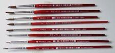 Revell, 8 Painta Standard Pinsel, Modellbaupinsel, Größe 00- 0- 1- 2- 3- 4- 5- 6