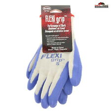 Latex Palm Knit Work Garden Gloves Small ~ New