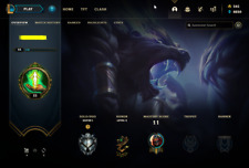 League of Legends Account   LoL Acc   NA   Silver 1   38 champ 11 skins