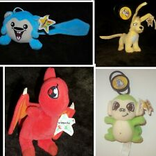 LOT of   McDonalds Neopets Plush Lot 2004 2005 All different