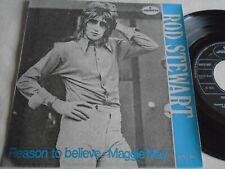 ROD STEWART - REASON TO BELIEVE / MAGGIE MAY 1971 UIK MERCURY CUSTOM SLEEVE VG+