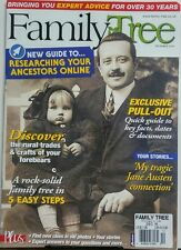 Family Tree UK Dec 2016 Researching Your Ancestors Online Guide FREE SHIPPING sb