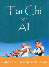TAI CHI FOR ALL--DVD-EXERCISE & FITNESS
