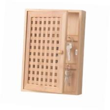 Zeller Schlüsselkasten Bambus Schlüsselbrett Schlüsselschrank Schlsselkasten