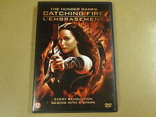 DVD / THE HUNGER GAMES - CATCHING FIRE / L' EMBRASEMENT