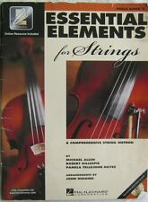 Essential Elements For Strings Viola Book 1 w/Cd