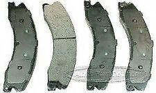 VGX CE1411 Ceramic Disc Brake Pad Rear
