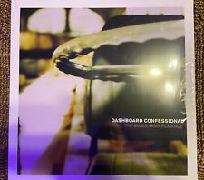 Dashboard Confessional - Swiss Army Romance - Clear/Red Swirl Vinyl LP - New