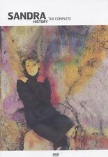 "SANDRA ""THE COMPLETE HISTORY"" DVD NEUWARE"