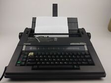Brother Compactronic 300m Electronic Typewriter with Keyboard Cover