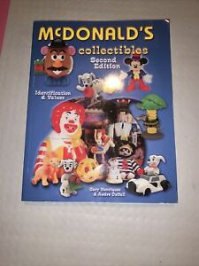 McDONALD'S collectible second edition price book.