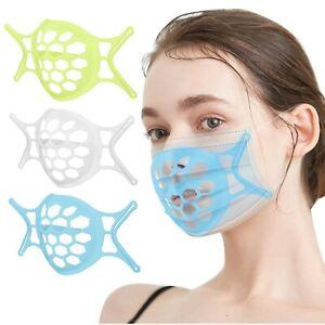 3D Mask Bracket -Silicone Face Mask Bracket-3D Mask Bracket Inner Support Frame