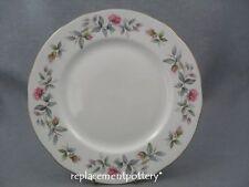 Duchess Bramble Rose dinner plate.