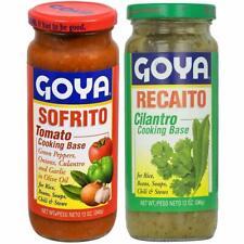 Goya sofrito y recaito