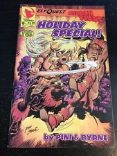 Elfquest:Hidden Years#9.5 Awesome Condition 7.5(1993) Pini/Byrne Art!!