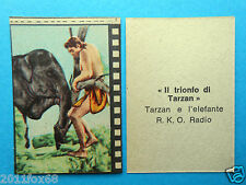 figurines figuren figurine nannina 1950 r.k.o. il trionfo di tarzan weissmuller