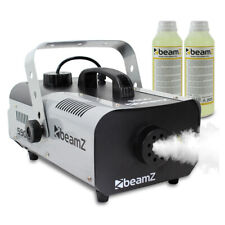 More details for beamz dj smoke machine party effects 250ml fog fluid 900w halloween theme party