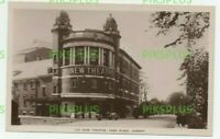 POSTCARD THE NEW THEATRE CARDIFF SOUTH WALES W.H.S REAL PHOTO VINTAGE 1910-20