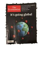 THE ECONOMIST: It's Going Global. February 29th-March 6th 2020