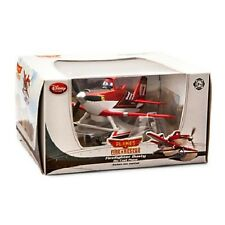 "PLANES~Fire & Rescue~FIREFIGHTER DUSTY~Promo~4""L~Die Cast~NWT~Disney Store~2014"