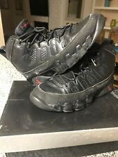 e3a15648450be3 AIR JORDAN 9 RETRO IX BLACK OLIVE SIZE 8.5(302370 031) 2002 RELEASE WORN