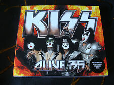 Slip Double: Kiss : Alive 35 : Live Stockholm Stadium 2008