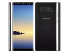 Samsung Galaxy Note 8 N950F 64GB Midnight Black Unlocked Smartphone  Grade A+