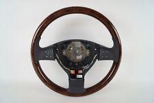 VW GOLF V 5 VOLANTE legno volante MFL 1k0419091ad MCC * NUOVO