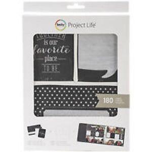 Becky Higgins Project Life Scrapbook Designs Good Times Kit 180 Cards