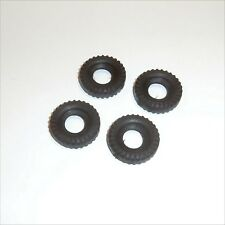 Dinky Toys Tires 965 Euclid Tipper set of 4 also suits 666 Launcher Pack #44