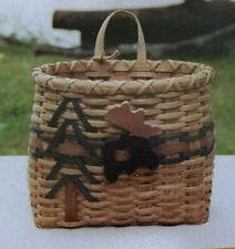 Basket Weaving Pattern Buckle My Moose by Ronda Brugh