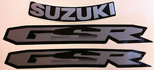 Adesivi Suzuki GSR Argento 600 2008 - adesivi/adhesives/stickers/decal