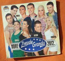 Zvezde Granda 2012 Grand Production CD