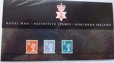NORTHERN IRELAND 2000 1st - 65p MACHIN PRESENTATION PACK No.52