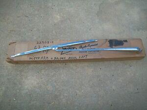 NOS Mopar 1962 Plymouth Savoy Belvedere Fury Dodge Dart 330 440 Polara Wiper Arm