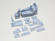 WOLFPACK WP48162 Cockpit Set for Hasegawa® Kit A-7E Corsair II Late Type in 1:48