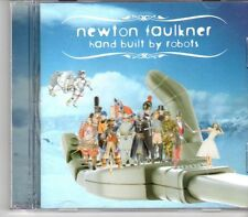 (DV715) Newton Faulkner, Hand Built By Robots - 2007 CD