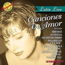 Latin Love: Canciones de Amor by Various Artists (CD, Aug-1999 Flashback Record)