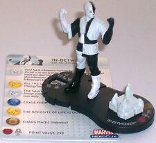 IN-BETWEENER #002 The Infinity Gauntlet Marvel HeroClix OP LE new sealed