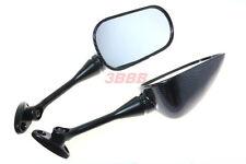 e-Mark HONDA CBR600RR 03-12 CBR1000RR 04-07 Carbon look Mirrors, NOT Acrylic