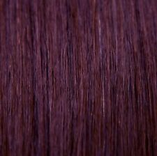 "10"" - 26"" Black Diamond Machine-Weft Sable Smooth Human Remi Hair Extension"