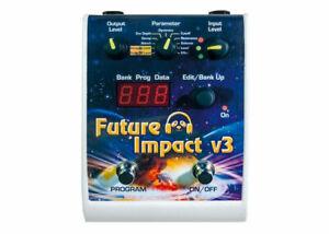 PandaMidi Future Impact v3 Bass/Guitar Synth Pedal