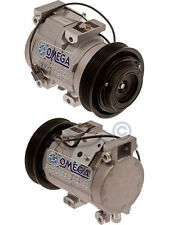 New Compressor And Clutch 20-11320 Omega Environmental