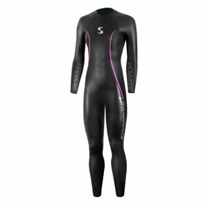 Synergy Endorphin Full Triathlon Open Water Wetsuit- Sz W1- 5'3-5'9 & 125-145lb