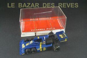 SUPER CHAMPION. F1.  TYRRELL  P34.  + boite.   échelle 1/43