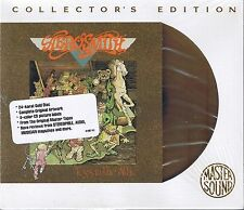 Aerosmith Toys in the Attic GOLD CD Mastersound SBM Neu OVP Sealed mit Sticker